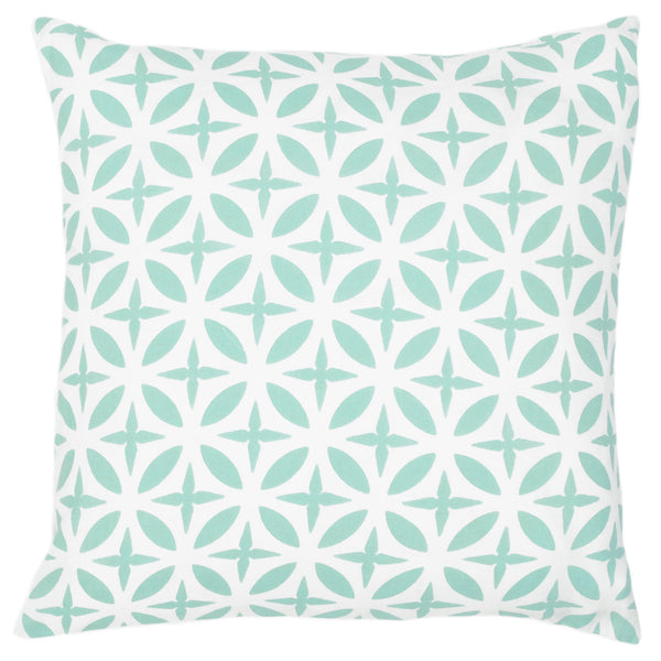 Troy Seafoam Pillow - ALLEM STUDIO