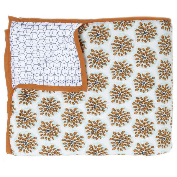 Thistle Quilt & Shams