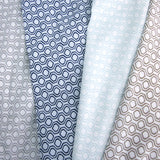 Honeycomb Gray Bedsheets