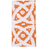 Celtic Orange Napkin (set of 4) - ALLEM STUDIO