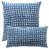 Delphi Indigo Pillow