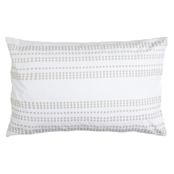 Granada Gray Pillow Cases (Set of 2)