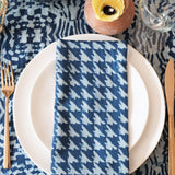 Hounds-tooth Napkin - ALLEM STUDIO