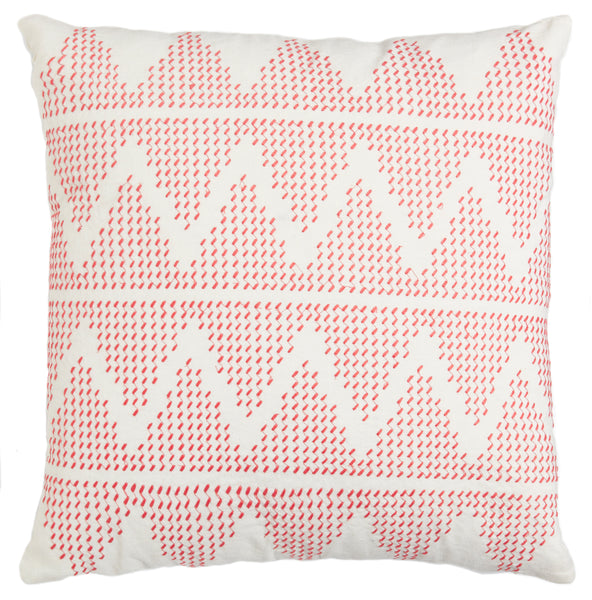 Ingrid Salmon Pillow (18x18)
