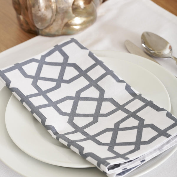 Jaali Napkin (set of 4) - ALLEM STUDIO