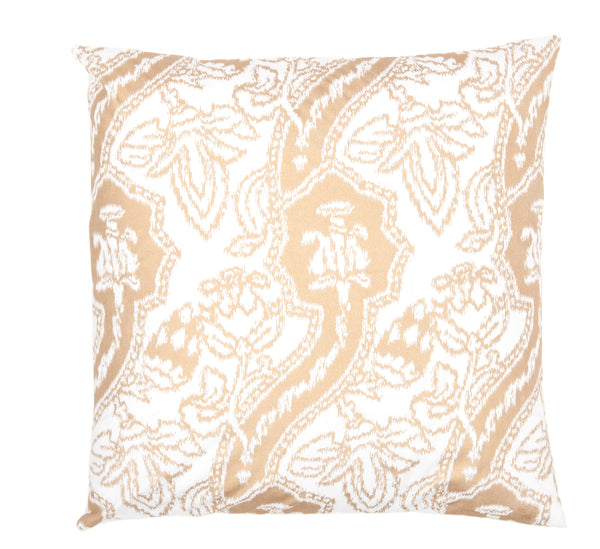 Kashmir Gold Pillow
