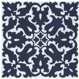 Sindoor Navy Napkin (set of 4)