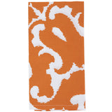 Sindoor Orange Napkin (set of 4) - ALLEM STUDIO