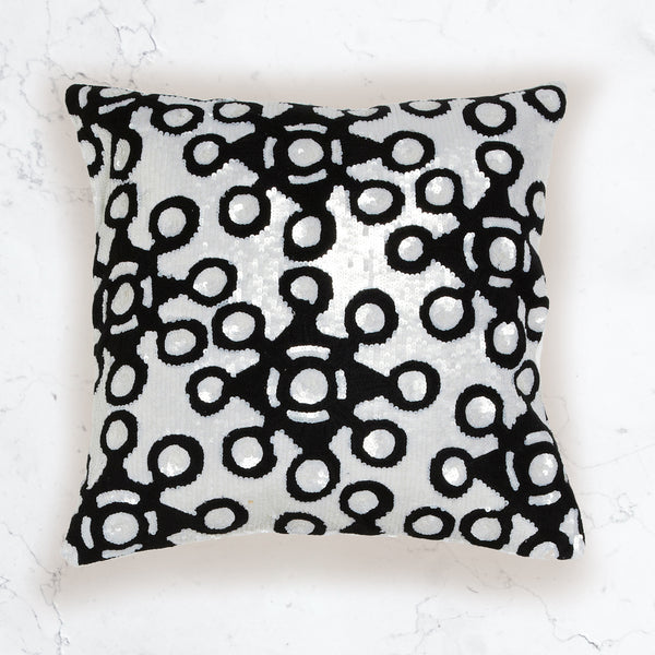 Snowflakes Pillow (20X20)