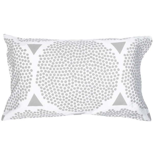 Tara Gray Pillow Cases (Set of 2) - ALLEM STUDIO