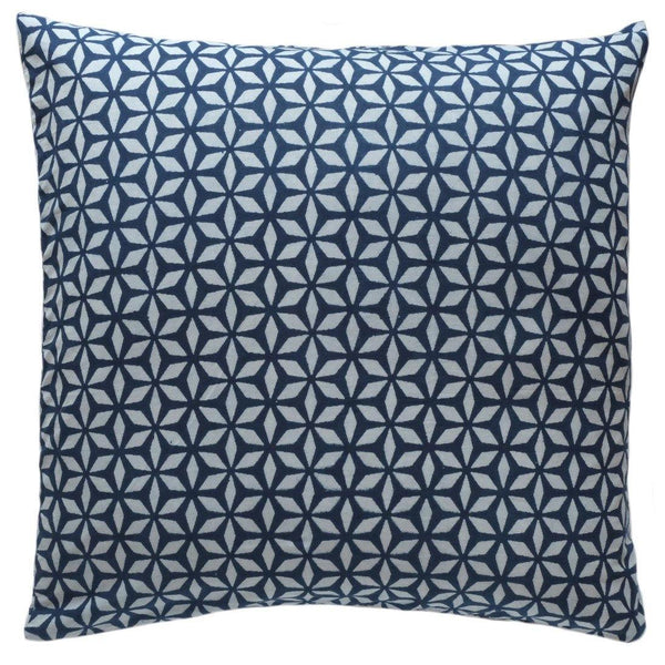 Capri Indigo Pillow