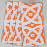 Celtic Orange Napkin (set of 4)