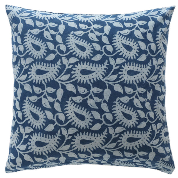 Myra Indigo Pillow - ALLEM STUDIO