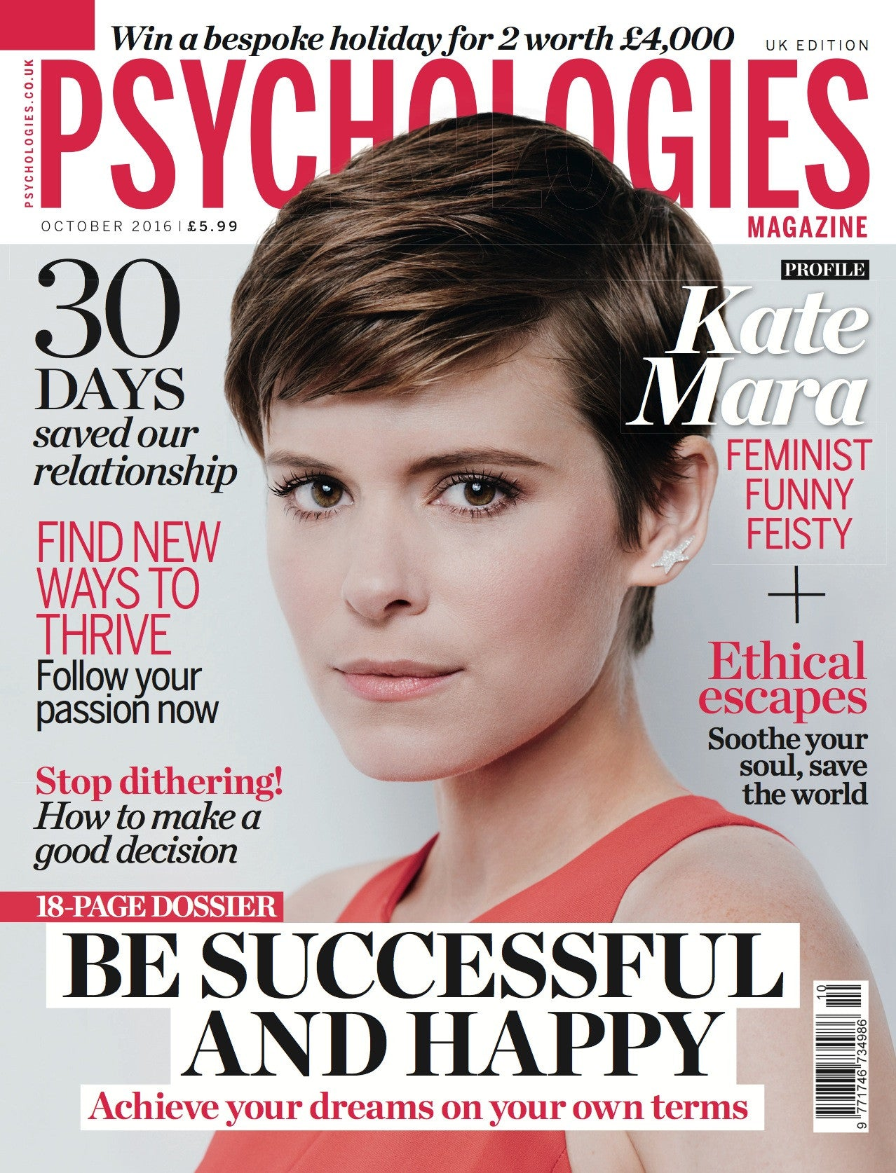 Psychologies magazine | 1001 remedies