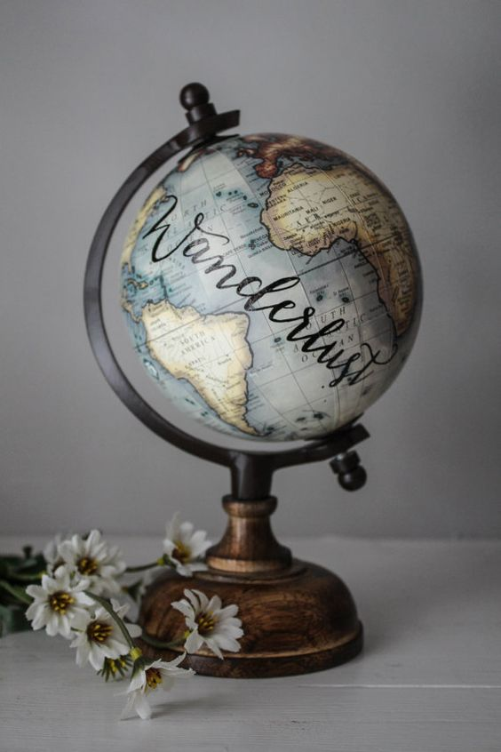 Travel the world, one ingredient at a time!
