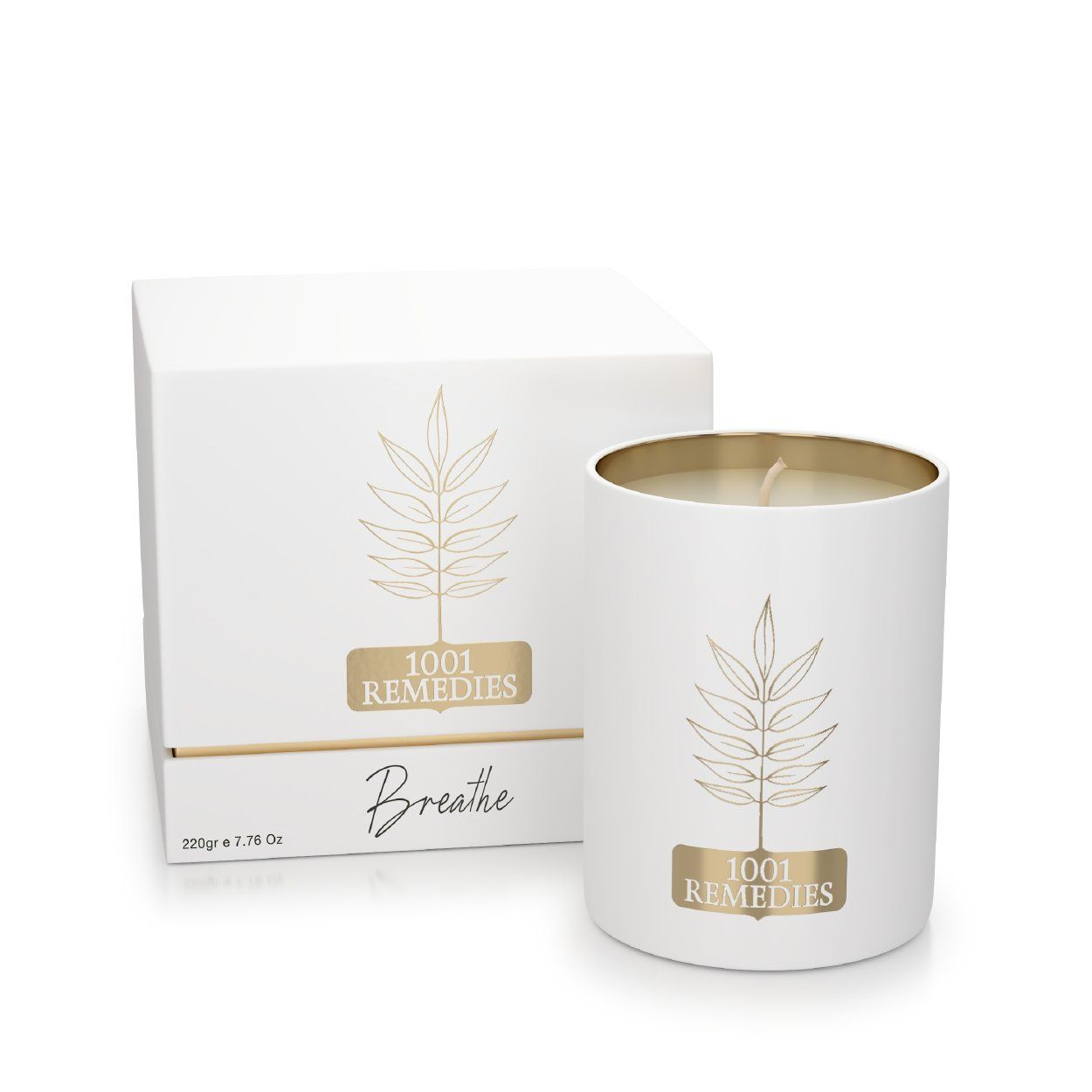 Breathe Candle - 1001 Remedies