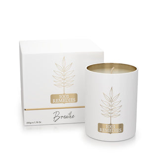 Scented Candle Breathe - 1001 Remedies