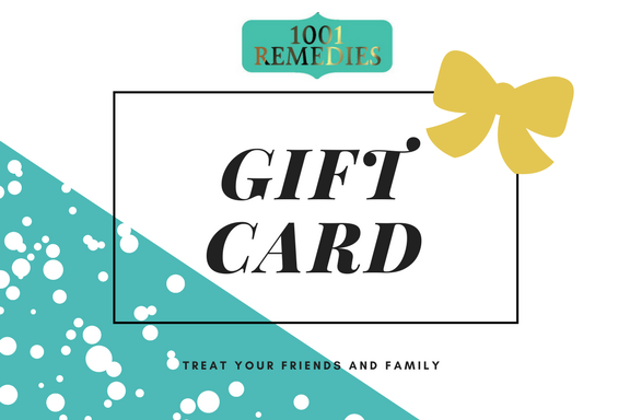 Gift Card | 1001 Remedies