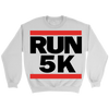 """Run 5K"" Shirt (Black Print)"