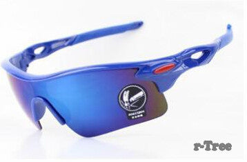Unisex Oculos Outdoor Cycling Sunglasses