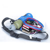 Outdoor Running Fitness Waist Pack with Water Bottle Holder