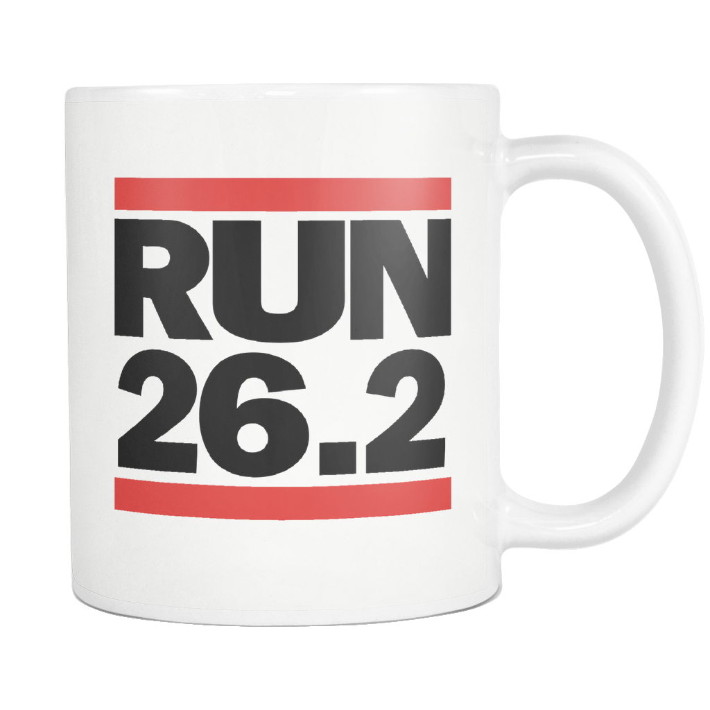 """Run-Marathon"" 11oz Mug"