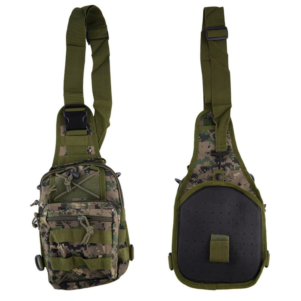Outdoor EDC Shoulder Rucksack