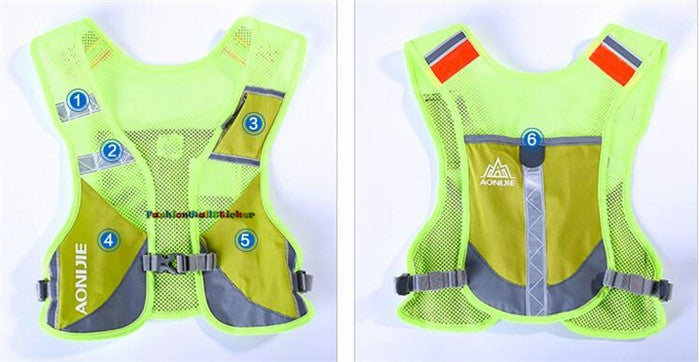 Lightweight Running Backpack Hydration Vest