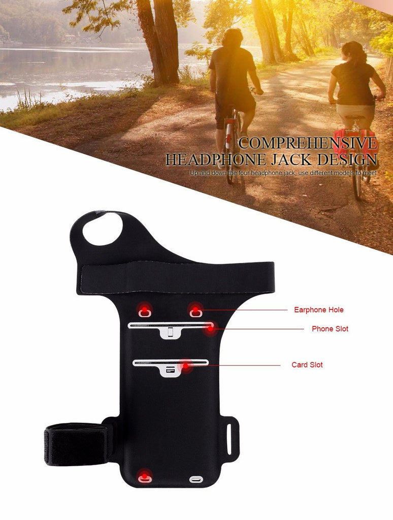 iPhone Arm Band Cycling Cover Case