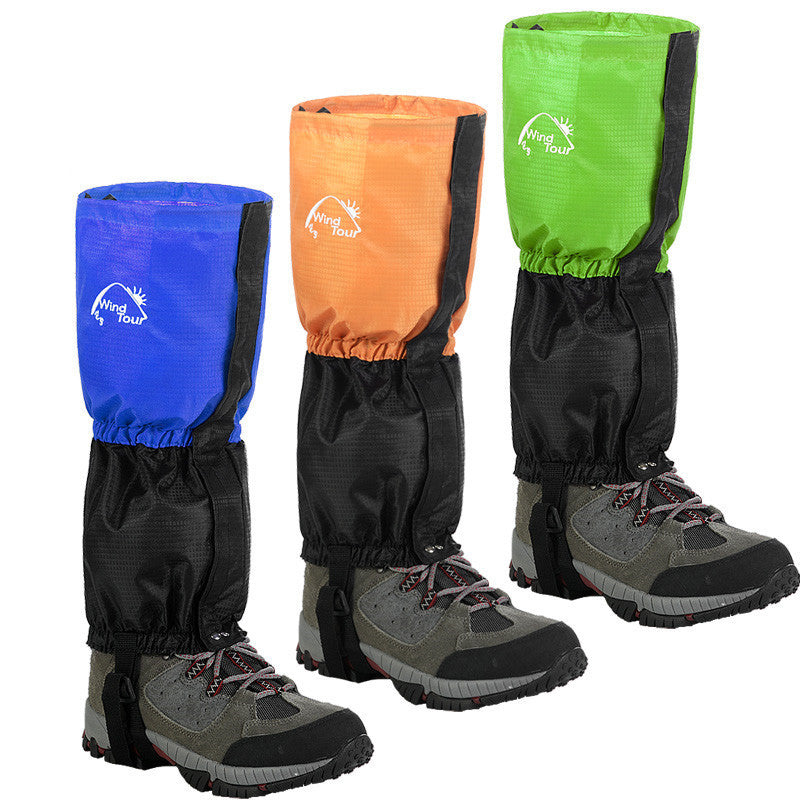 Waterproof Outdoor Hiking Snow Legging Gaiters