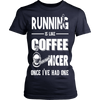 """Running Like Coffee"" Shirt"