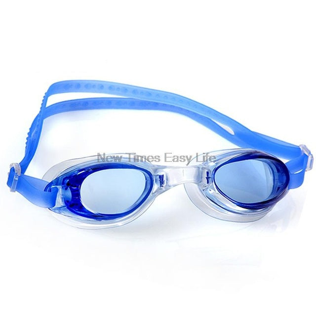 Underwater Swimming/Diving Goggles with Clear Case
