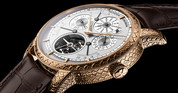 6 Luxury Watches Brands All Around The World