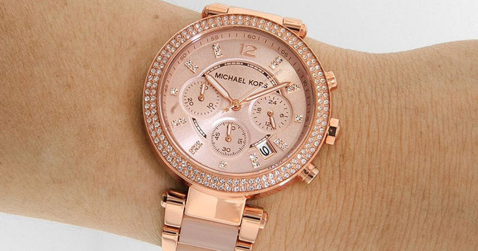 5 REASONS WHY A MICHAEL KORS WATCH IS IDEAL FOR YOU
