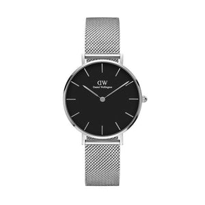 Sterling strap Daniel Wellington Petite Sterling Watch
