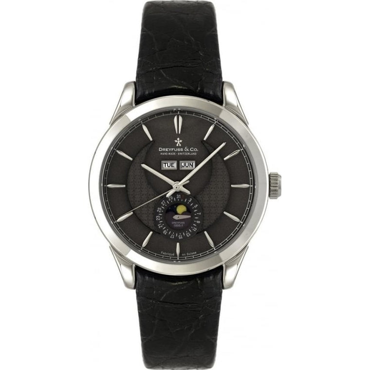 Dreyfuss & Co Mens Watch DGS00068/20