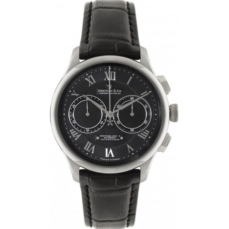 Dreyfuss & Co Mens Watch DGS00094/10