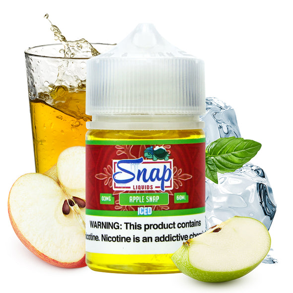Snap Liquids - Apple Snap Iced 60ml