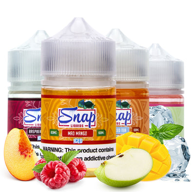 Snap Liquids EJuice Combo Pack - 240ml