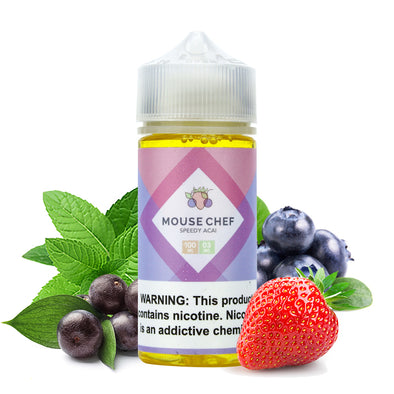 Mouse Chef - Speedy Acai 100ml