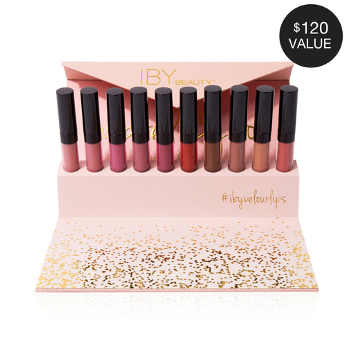Velour Liquid Lipstick Gift Set *Limited Edition*