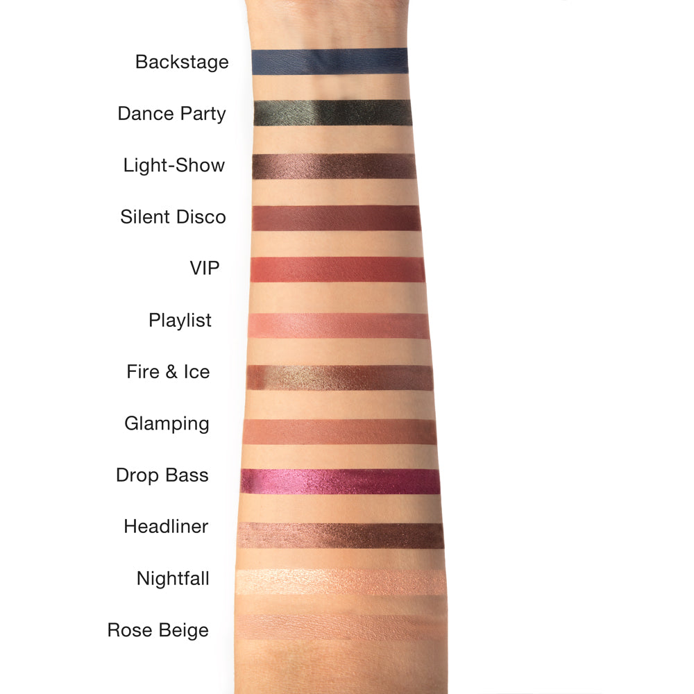 City Limits Eyeshadow Palette - IBYBeauty.com