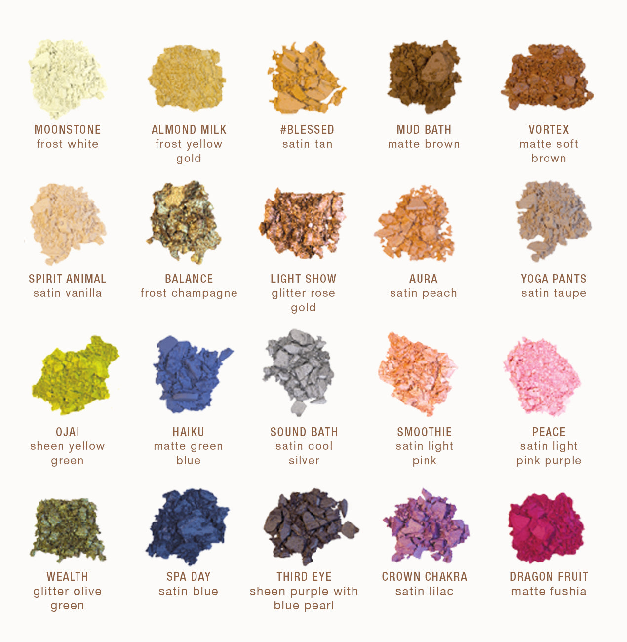 Enlighten Palette - IBYBeauty.com