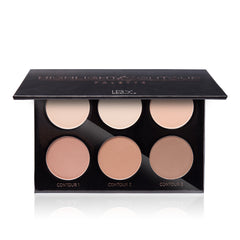 Highlight & Contour Palette - IBYBeauty.com