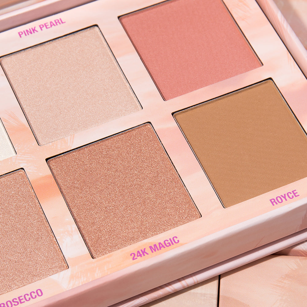 Radiant Glow Palette - IBYBeauty.com