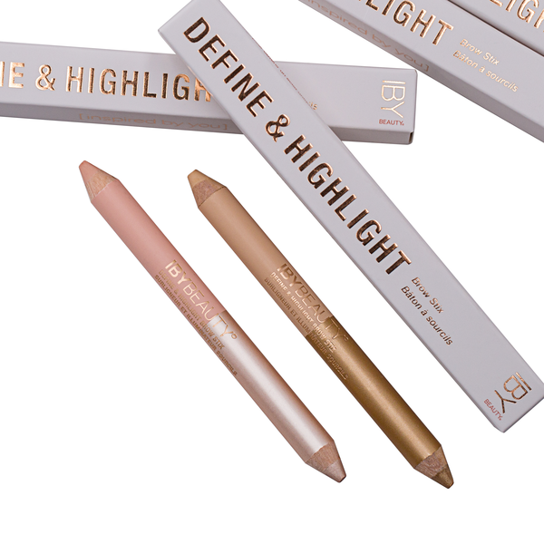 Define and Highlight Brow Stix - IBYBeauty.com