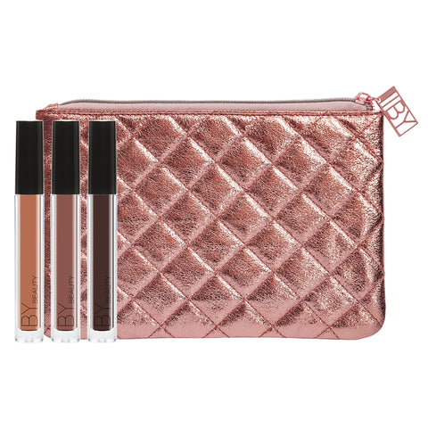 IBY x Trina Turk Beauty Bag Bundle