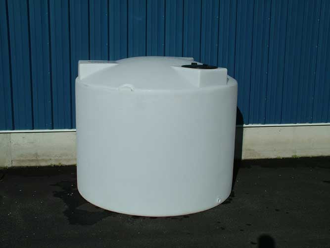 Ultimate 1500-Gallon Emergency Water Tank - Forge Survival Supply