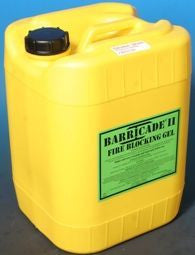 Barricade Fire Gel - 5 Gallon Container - Forge Survival Supply