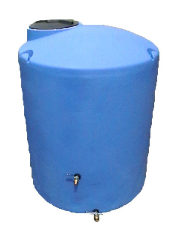 Ultimate 500-Gallon Emergency Water Tank - Forge Survival Supply